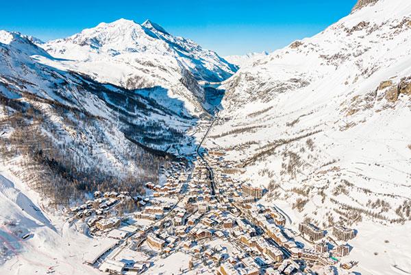 Transport Val d'Isère