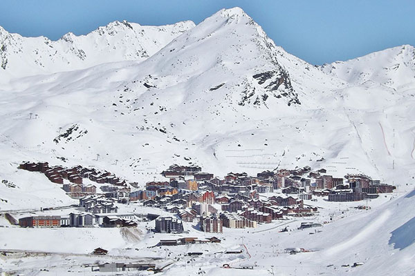 Transport Val Thorens